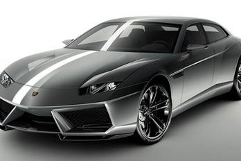 Jöhet a négyajtós Lamborghini