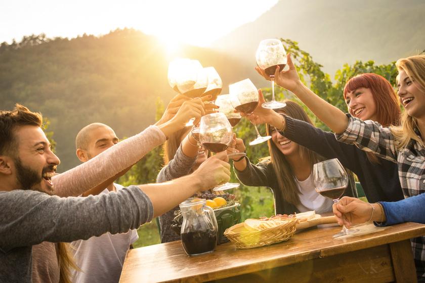 A legszebb magyar borhotelek: 3 helyet mutatunk, ahol mennyei kóstolókkal várnak