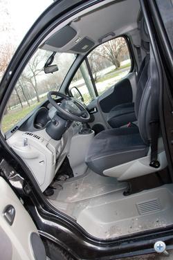 Kényelmes és fűtött (Renault Trafic)