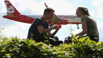 Novembertől már nem jár az Air Berlin