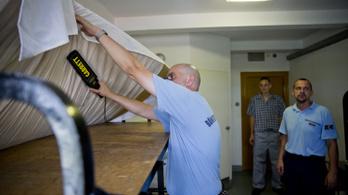 A kormány azt szeretné, ha nem küldhetnének a raboknak élelmet kintről