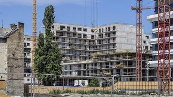 Több ezer új lakást öntenek Budapestre