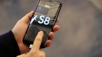 Nem érkeznek meg az sms-ek a Samsung Galaxy S8-ra