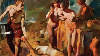 Ég és Föld között - A Biblia a magyar képzőművészetben