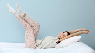 Pizsamában vagy meztelenül jobb aludni?