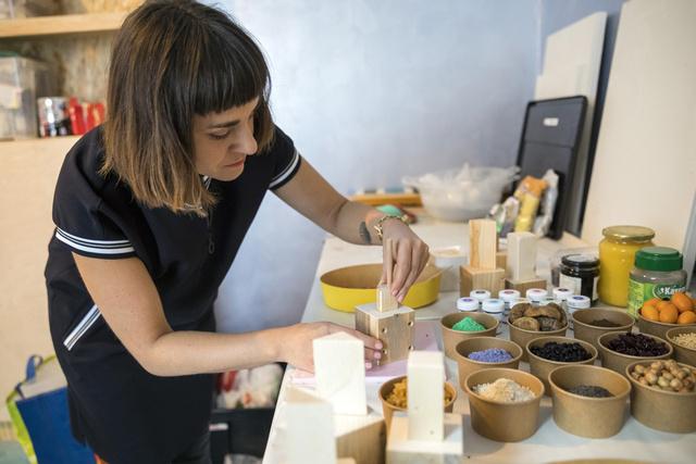 Matók Zsuzsinak köszönhetően a food design alapjait is megismerhettük.