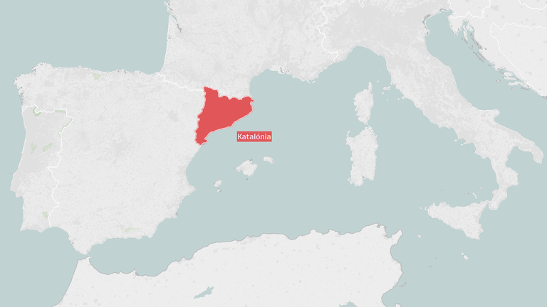 Kis Finnország a Földközi-tenger partján: ilyen lenne Katalónia, ha ország lenne