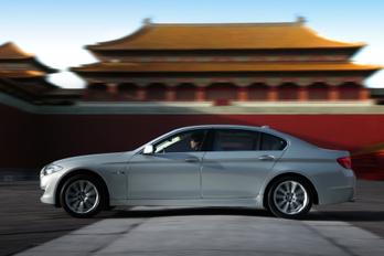 A BMW összefoghat a Great Wall-lal