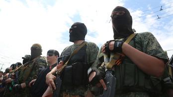 Vádat emeltek a donyecki hadseregben harcoló magyar ellen