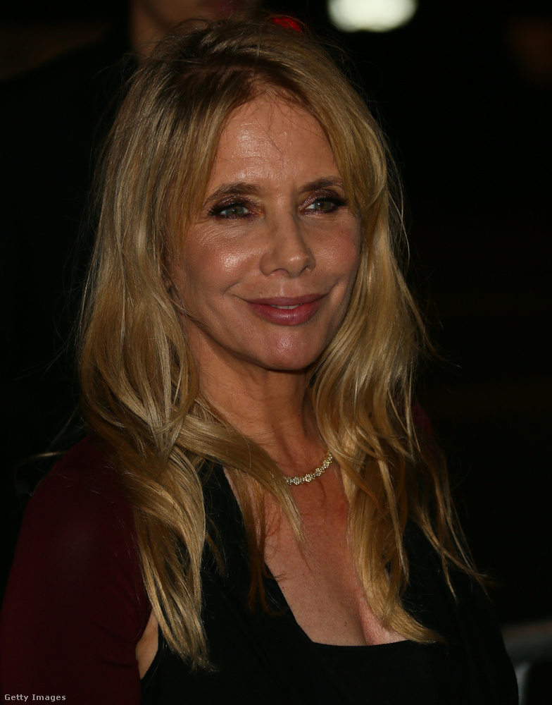 """Rosanna Arquette-nek a karrierje bánta, hogy nem szexelt a producerrel, aki a 90-es években próbálta a kezét odahúzni a """"látható és merev péniszére"""", egy Beverly Hills-i szállodában"""