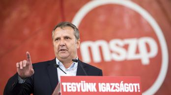 Molnár Gyula szurkol, hogy ne nőjön Szél Bernadett népszerűsége