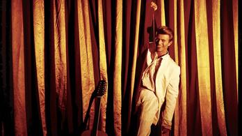 Tíz éven át volt a múzsája David Bowie