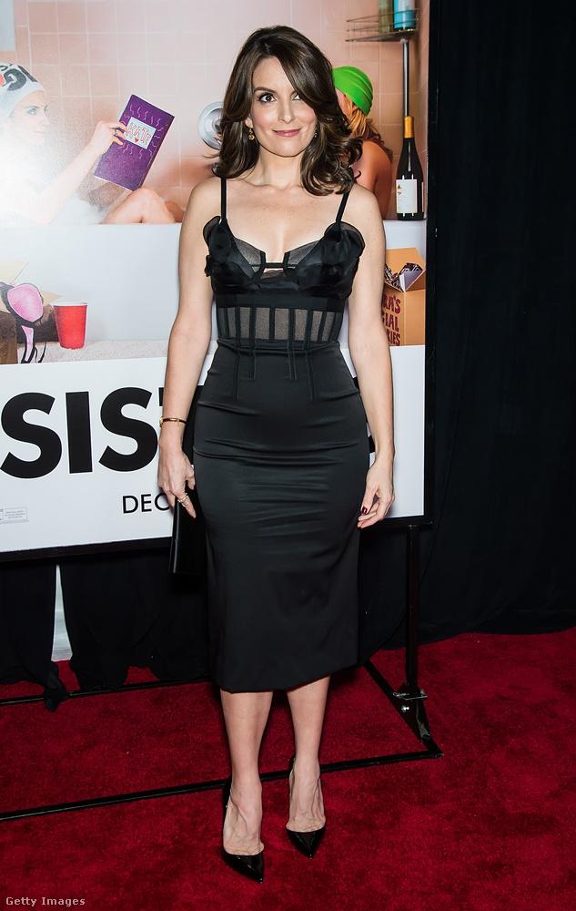 Az előzőekkel szemben Tina Fey nem azért nem szexelt 24 éves koráig, mert a vallása előírásainak akart eleget tenni