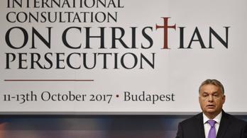 Orbán: Az egész világon ostrom alatt állnak a keresztények