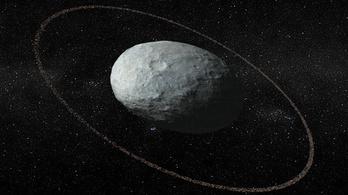 Magyar csillagászok találtak gyűrűt egy törpebolygó körül