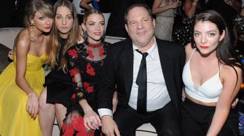 Kizárták a filmakadémiából az erőszakkal vádolt Harvey Weinsteint