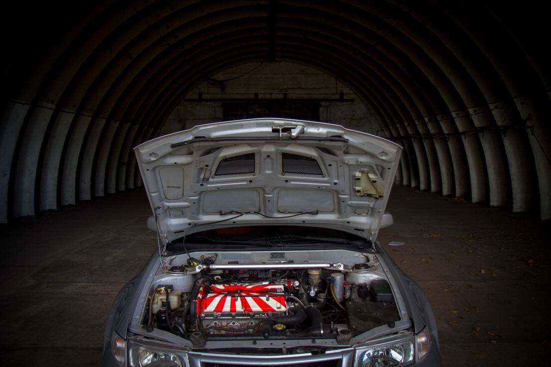 A legendás motor, ami egyébként az Outlander Turbóba is bekerült