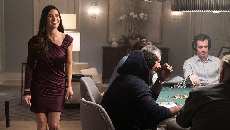 Jessica Chastain pókerkirálynőként hajt az Oscarra