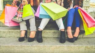 Így segíthetsz a vásárlásmániádon