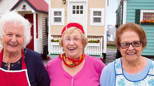 Egyre több nyugdíjas cseréli le miniházra otthonát