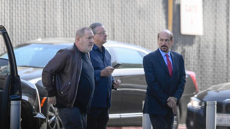 Harvey Weinstein öngyilkossággal fenyegetőzött