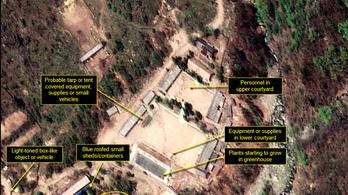 Kisebb földrengés volt Észak-Koreában