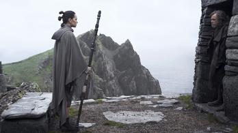 Egy nap alatt 120 millió nézője volt az új Star Wars-előzetesnek