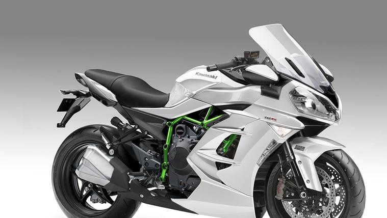 Kawasaki H2 GT fantáziarajza
