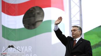 Orbán a Terror Házánál mond beszédet október 23-án