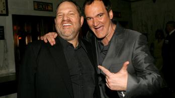 Quentin Tarantinót megdöbbentette a Weinstein-botrány