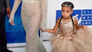 Nem Beyoncé lánya a legszerényebb 5 éves