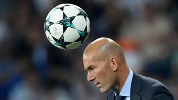 Zidane: A szívem fehér