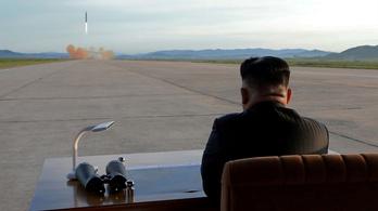 Amerika partjait elérni képes rakéta tesztjére készülhet Kim Dzsongun