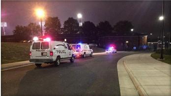 Lövöldözés volt egy amerikai egyetemen, lezárták a kampuszt