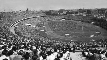 Népstadion: presztízsberuházás a Rákosi-korban