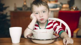 A legjobb szülői megjegyzések finnyás gyerek témakörben