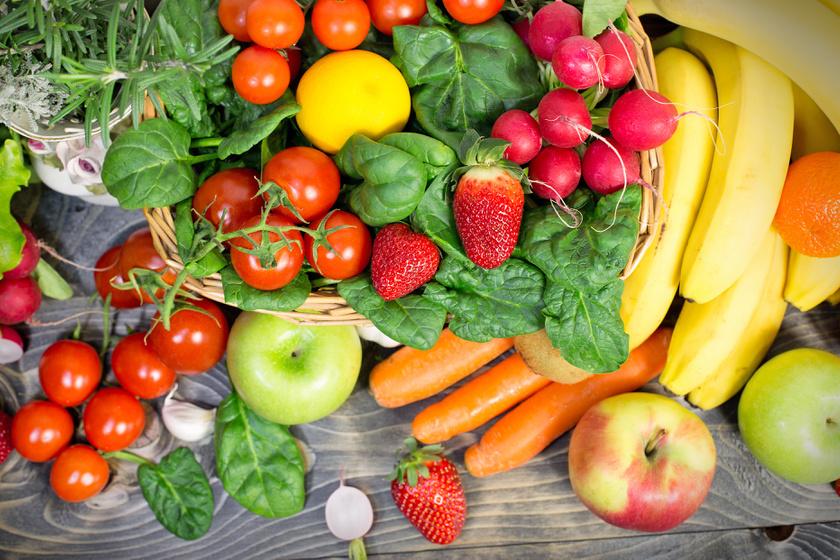 A 10 legerősebb antioxidáns-tartalmú étel: olcsók, és egész évben kaphatók