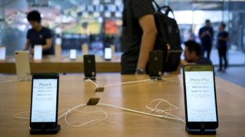 Az iPhone 7 népszerűbb az iPhone 8-nál