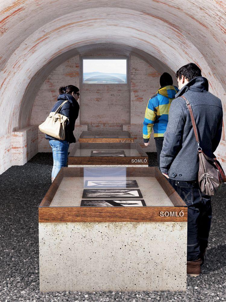 Büfé és vizesblokk is található az új balatoni kilátóban.