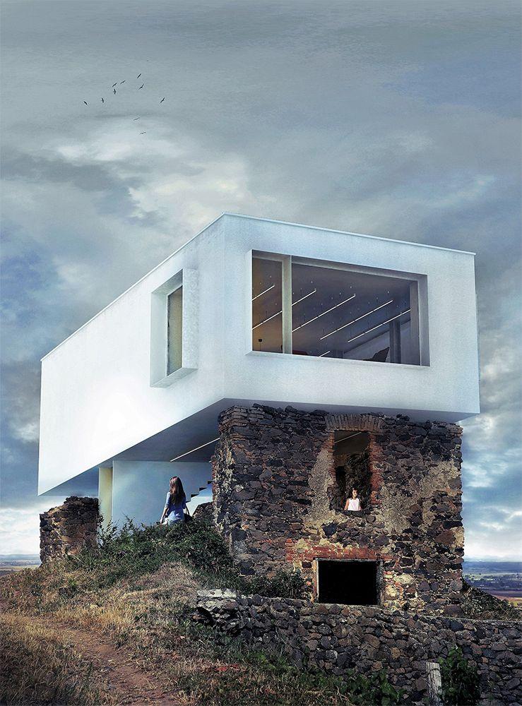 Az épületet nem tekinthetjük műemléki jellegűnek, térben elfoglalt helye azonban mégis felértékeli