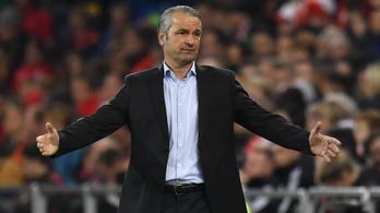 Távozik Bernd Storck, a magyar futballválogatott szövetségi kapitánya