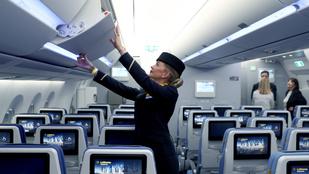 Légiutaskísérők-titkai: ezért nem láthatod őket a repülő mosdójában