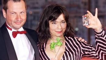 Björk kiteregetett Lars von Trierről