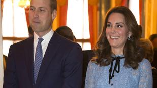 Már tudjuk, mikorra várható Katalin és Vilmos harmadik gyereke