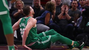 Lábtörés bokaficammal: brutális sérüléssel indult az NBA