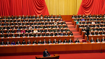 Kínában újraválasztja az ország vezetőit a Kommunista Párt