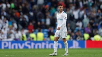 Ronaldo nagyképű passza nem sült el jól