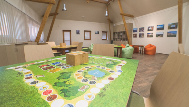 Erdők Háza nyílt Kaposvár belvárosában