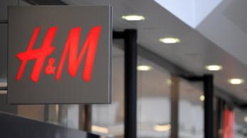 Évente több tonna új ruhát éget el a H&M Dániában