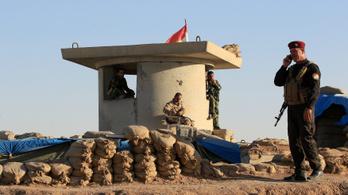 Állítólag véletlenül csapott össze Irak a kurdokkal